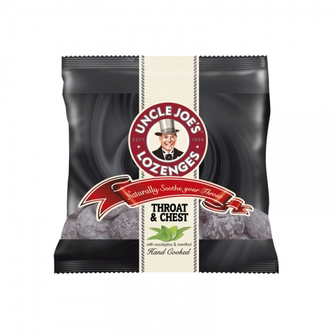 Throat & Chest Lozenge 70g Bag