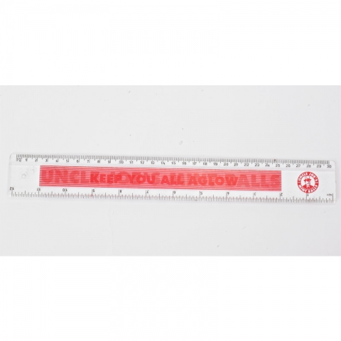 Uncle Joe's Ruler