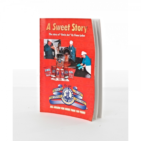 Uncle Joe's Traditional Sweet Story Booklet