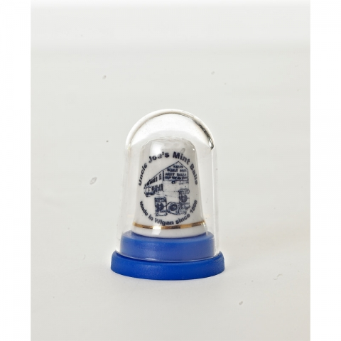 Uncle Joe's Thimble & Case