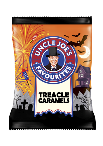Treacle Caramels 104g Bag
