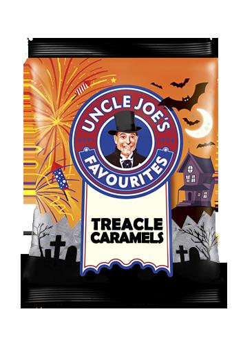 Treacle Caramels 104g Bag