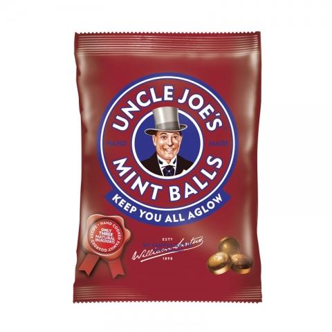 Uncle Joe's Mint Balls 90g Bag