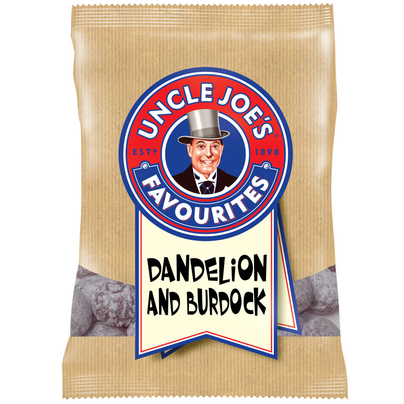 Dandelion & Burdock 120g Bag