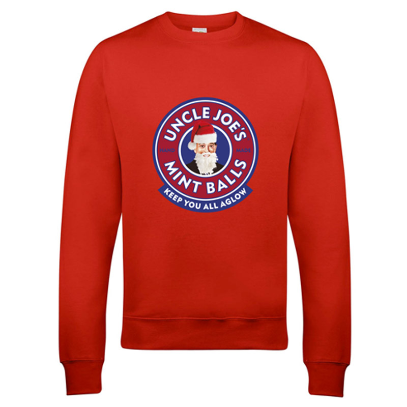 Uncle Joe's Special Edition Christmas Sweatshirt – Only size XL remaining!