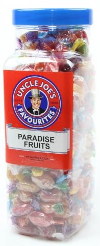 Paradise Fruits (wrapped) 2kg Jar