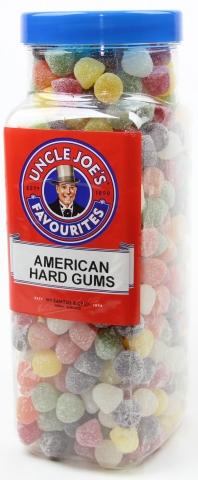 American Hard Gums 3kg Jar