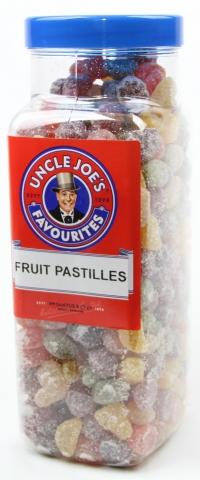 Fruit Pastilles 2.7kg Jar