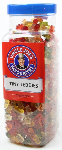 Tiny Teddies 2.7kg Jar