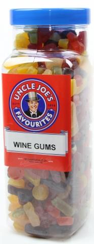 Wine Gums 3kg Jar