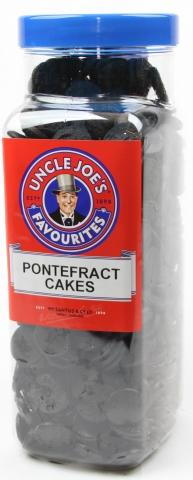 Pontefract Cakes 2.7kg Jar