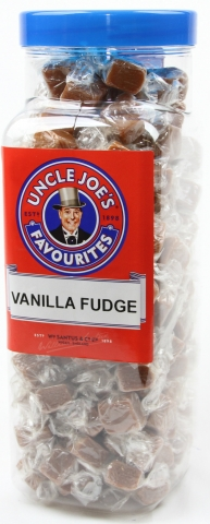 Vanilla Fudge 1.8kg Jar