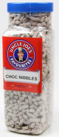 Choc. Nibbles 2.70kg Jar