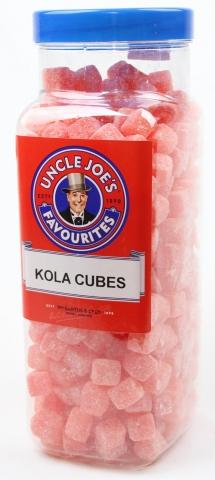 Kola Cubes (un-wrapped) 2.7kg Jar