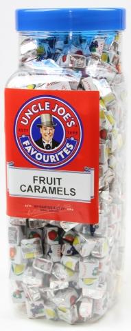 Fruit Caramels 2.70kg Jar