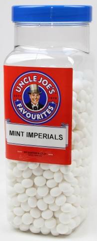 Mint Imperials 2.7kg Jar