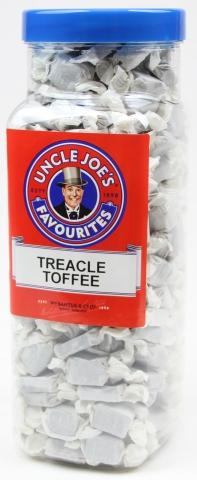 Treacle Caramels (Treacle Toffee) 2.0kg Jar
