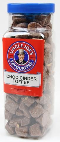 Chocolate Covered Cinder Toffee 1.4kg Jar