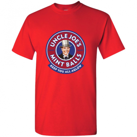 Uncle Joe's Cotton T-shirt