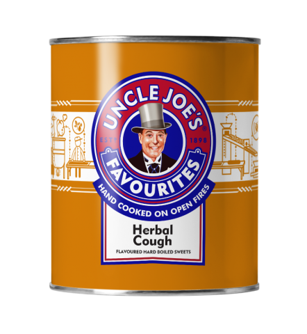 Herbal Cough 120g Tin