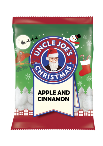 Apple & Cinnamon 104g Bag