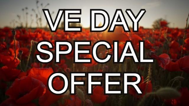VE Day Special Offer
