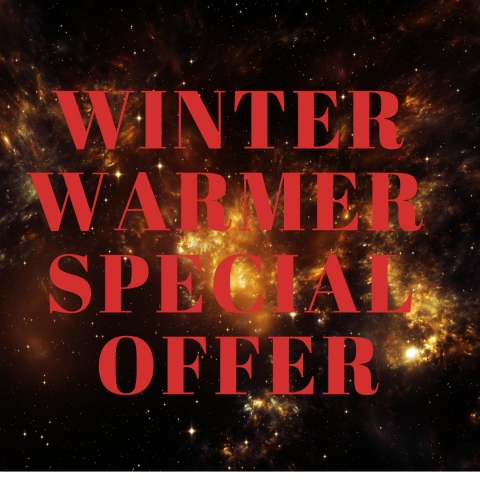 Winter Warmer Special Offer